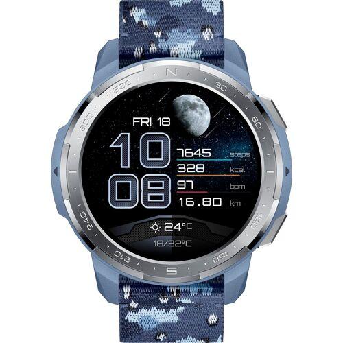 Honor Watch GS Pro Smartwatch (3,53 cm/1,39 Zoll), blau