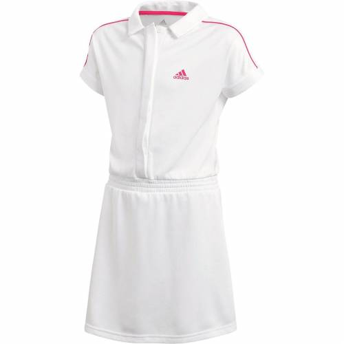Adidas Performance Kinder Tenniskleid, weiß