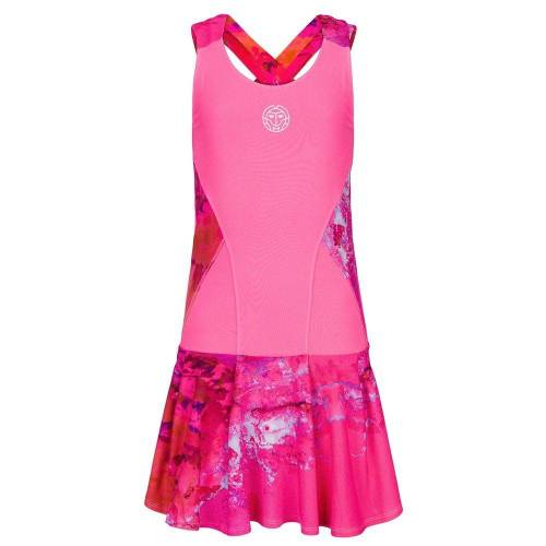 BIDI BADU Tenniskleid mit integrierten Shorts »Zade Tech im Set«, pink