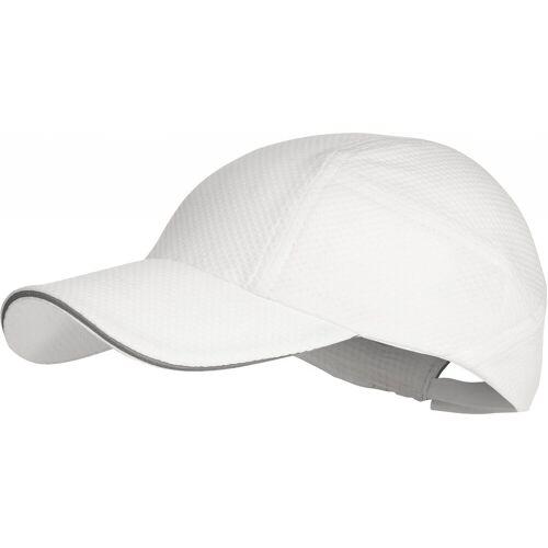 Craft Hut »Running Cap«, weiß