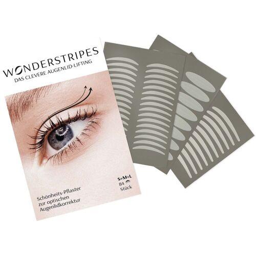 WONDERSTRIPES Augenlid-Tape, Augenlid-Korrektur Pflaster in 3 verschiedenen Größen