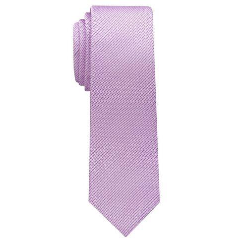 Eterna Krawatte »schmal«, rosa
