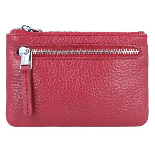 BREE Liv 100 Schlüsseletui Leder 12 cm, brick red