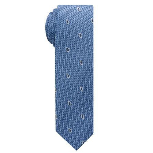 Eterna Krawatte »schmal«, blau