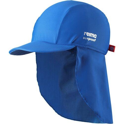 reima Mütze »Turtle Sunhat Kinder«, blau