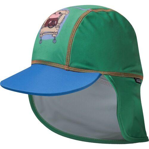 SWIMPY Baby Cap Willi Wiberg mit UV-Schutz, grün