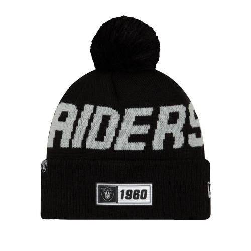 New Era Baseball Cap »Oakland Raiders RD Strickmütze«