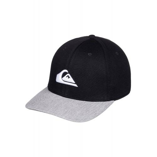 Quiksilver Fitted Cap »Pinpoint«, schwarz