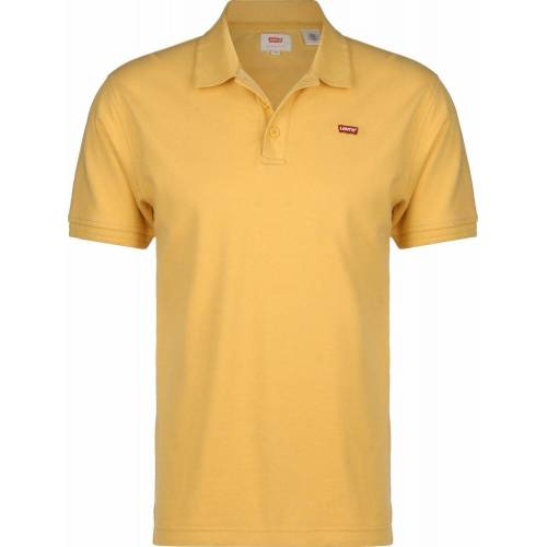 Levi's® Poloshirt »Housemark«, golden apricot