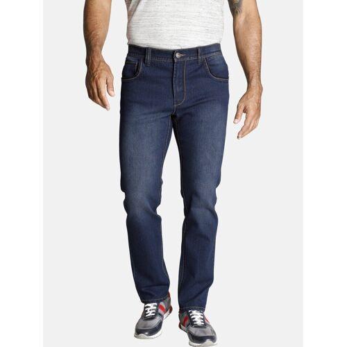 Jan Vanderstorm 5-Pocket-Jeans »TOGAL« flexibler Tragekomfort, dunkelblau