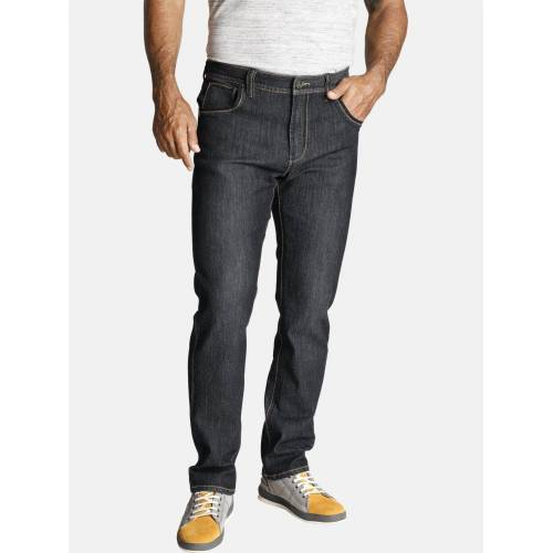 Jan Vanderstorm 5-Pocket-Jeans »TOGAL« flexibler Tragekomfort, schwarz