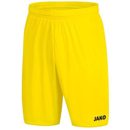 Jako Shorts, gelb