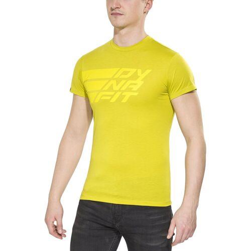 Dynafit T-Shirt »Compound SS Tee Herren«, gelb