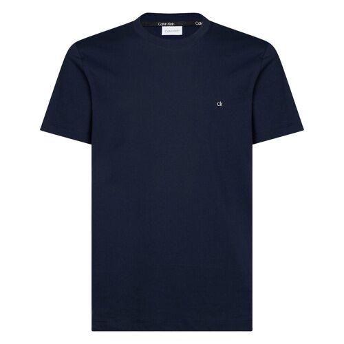 Calvin Klein T-Shirt kleine ck- Stickerei, navy