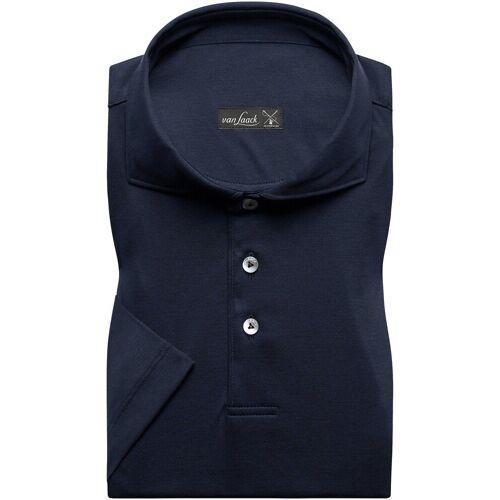 Van Laack Poloshirt M-Peso, Marine