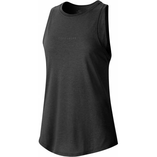 Nike Yogatop »Dri-FIT Women's Yoga Training«, schwarz
