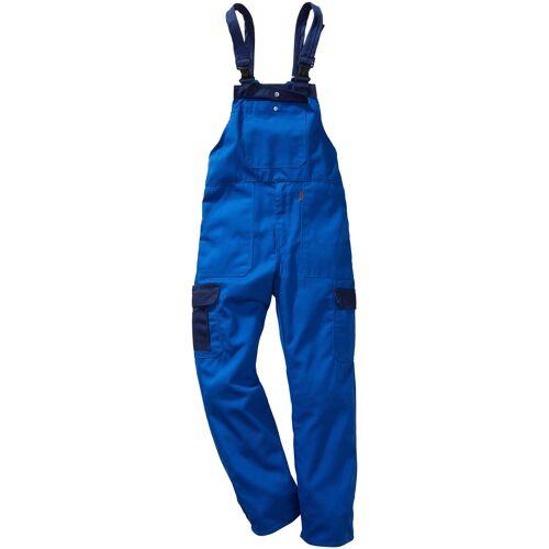 Latzhose, blau