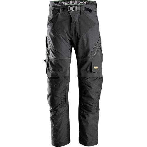 Snickers Workwear Arbeitshose »FlexiWork«, Gr. 48 - 56, schwarz