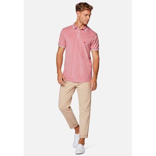 Mavi Poloshirt »POLO TEE« Poloshirt, rosa-pink
