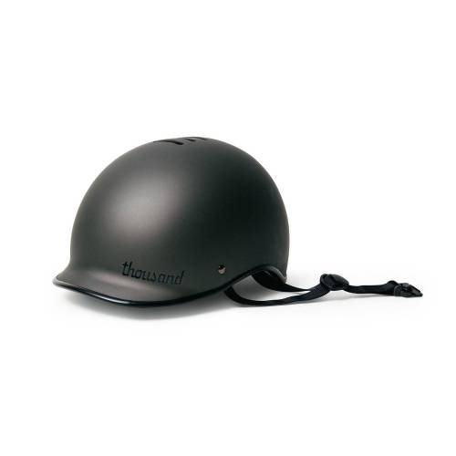 Thousand Fahrradhelm »Heritage Helm«, Stealth black