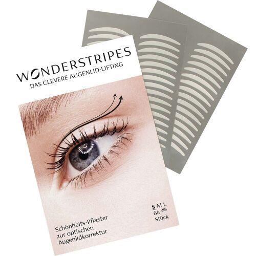 WONDERSTRIPES Augenlid-Tape, Schönheits-Pflaster zur optischen Augenlidkorrektur, Größe S