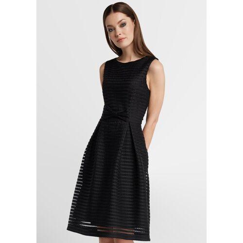Apart Kurzes Hochzeitskleid, schwarz