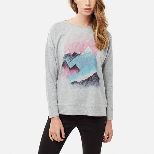 O'Neill Sweatshirt »Mountain«, Silver Melee