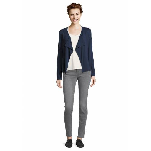 Betty Barclay Shirtjacke langarm, Iris Blue - Blau