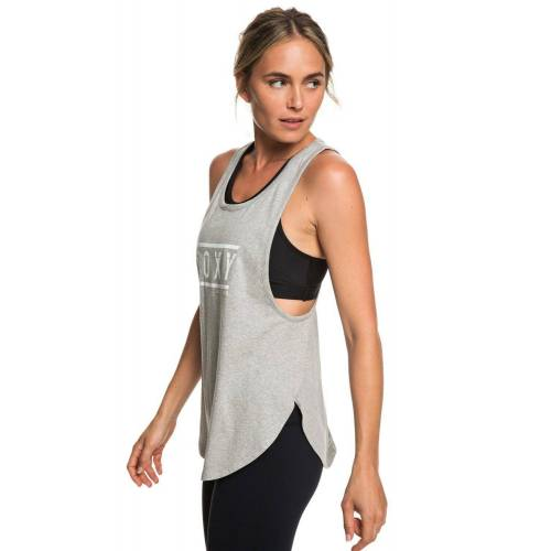 Roxy Yogashirt »Light My Way B«, grau