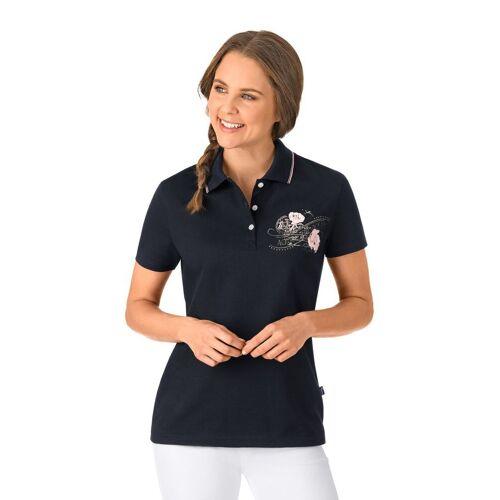 Trigema Poloshirt Maritim, navy