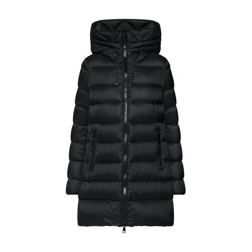 Rich & Royal Steppmantel »Long Down Jacket«, schwarz