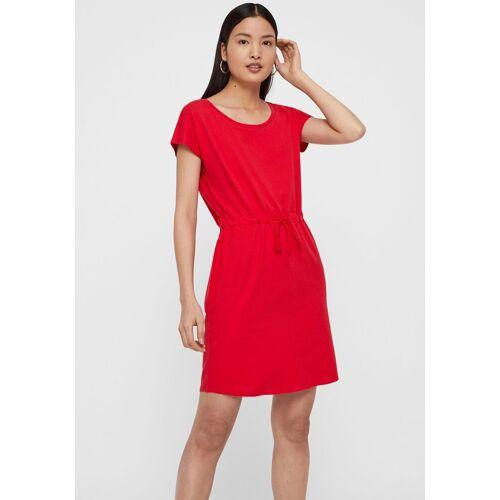 Vero Moda Shirtkleid »APRIL«, rot