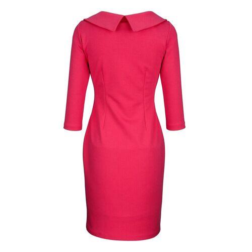 Alba Moda Kleid in figurbetonter Form, Pink
