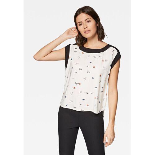 Mavi Shirtbluse »LOVE SHORTSLEEVE BLOUSE« T-Shirtbluse