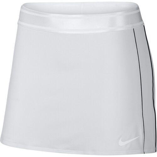 Nike Tennisrock »W NKCT DRY SKIRT STR«, white-black-black-black
