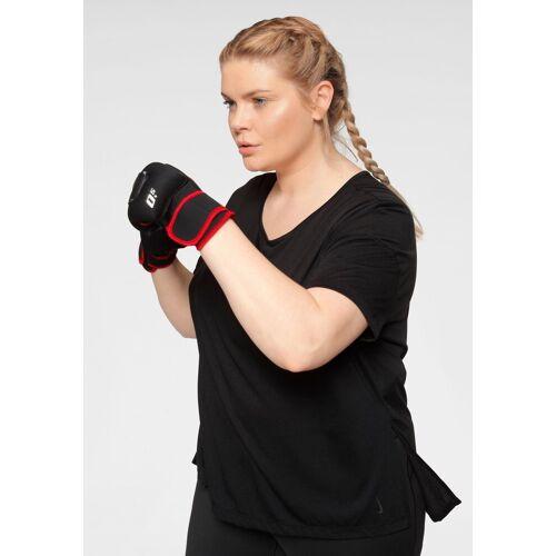 Nike Yogashirt »WOMENS SHORT-SLEEVE YOGA TRAINING«, schwarz