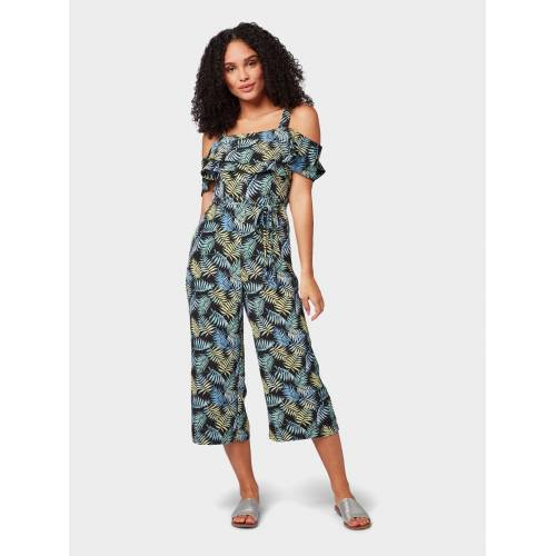 TOM TAILOR Jumpsuit »Jumpsuit«, bunt