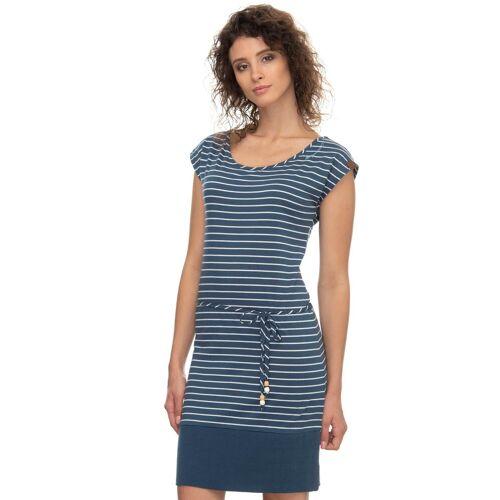 Ragwear Shirtkleid »SOHO« im maritimen Streifen-Look, denim blue 2010