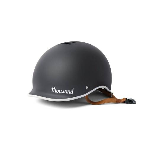Thousand Fahrradhelm »Heritage Helm«, Carbon black