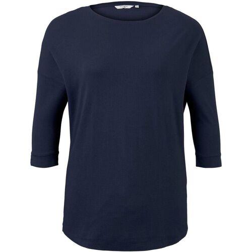 TOM TAILOR MY TRUE ME T-Shirt mit Fledermausärmeln