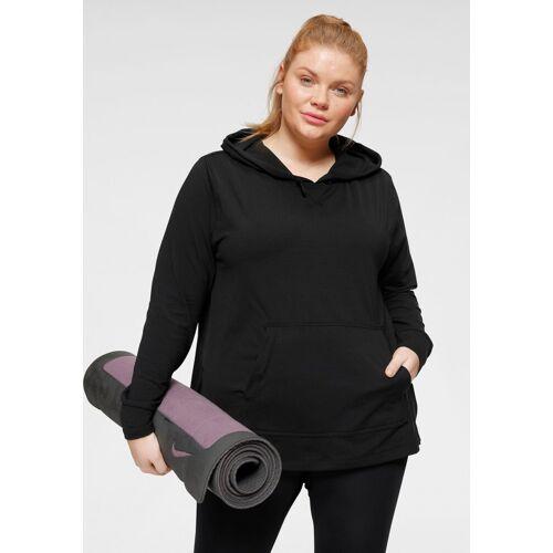 Nike Yogashirt »Women's Yoga Training Hoodie (Plus Size)«