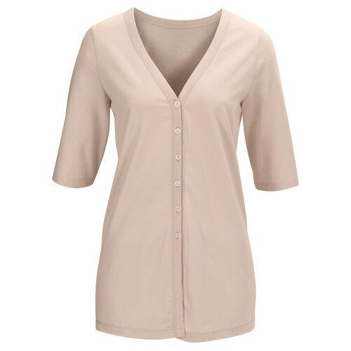 Classic Basics Shirtjacke, beige