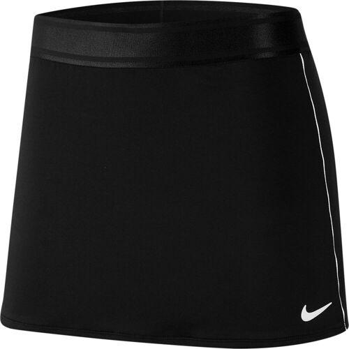 Nike Tennisrock »W NKCT DRY SKIRT STR«, black-white-white