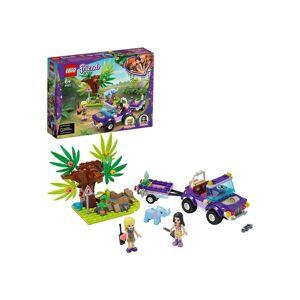 Lego Konstruktionsspielsteine »Rettung des Elefantenbabys mit Transporter (41421), Friends«, (203 St)