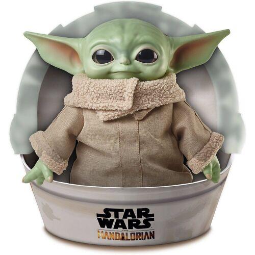 Mattel Kuscheltier »Star Wars Baby Yoda Plüsch, 28 cm«