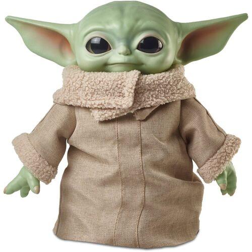 Mattel Plüschfigur »Star Wars The Child, 28 cm«, Yoda Spezies aus The Mandalorian