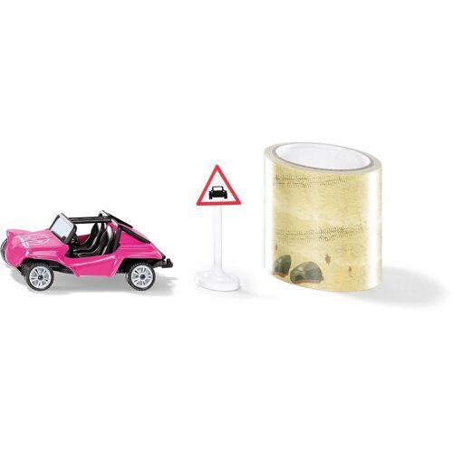 Siku Spielzeug-Auto »Buggy mit Tape«