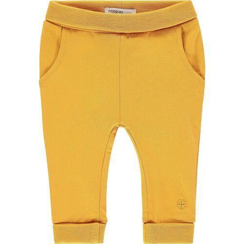 Noppies Stoffhose Humpie für Babys, gelb