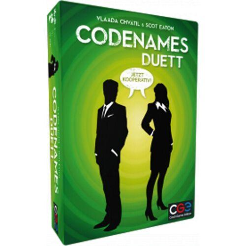 Asmodee Spiel, »Codenames Duett«