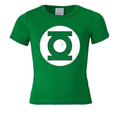 LOGOSHIRT T-Shirt mit coolem Green Lantern-Logo, grün